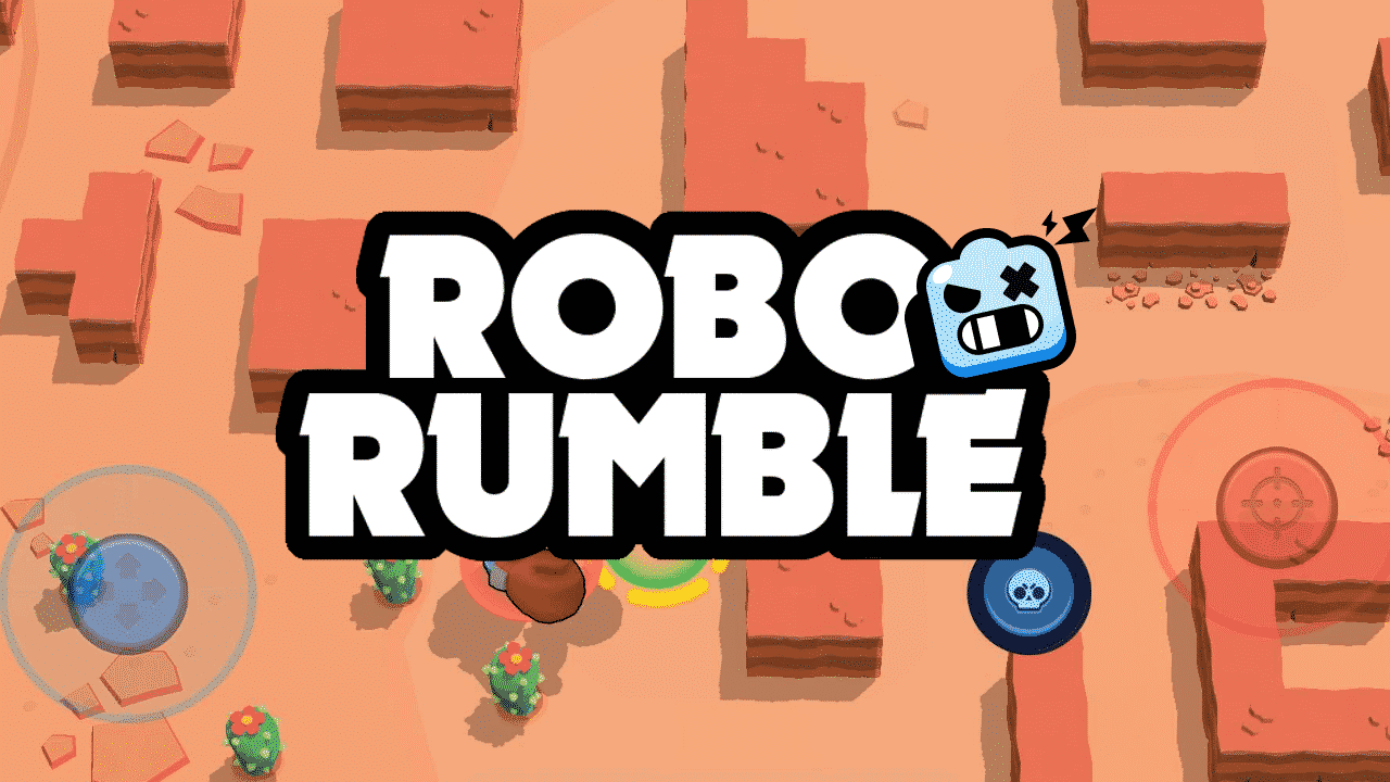 Robo Rumble Brawl Stars